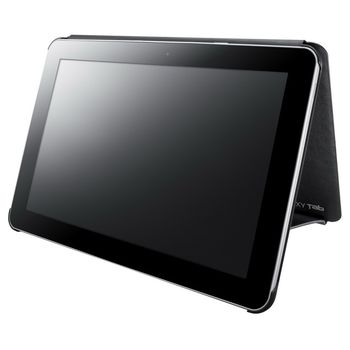 Samsung pouzdro Book Cover EFC-1B1N pro Galaxy TAB 10.1 (P7500/P7510), ern