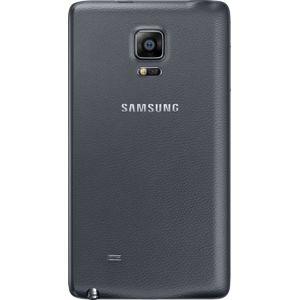 Samsung zadní kryt EF-ON915SB pro Galaxy Note Edge, černý
