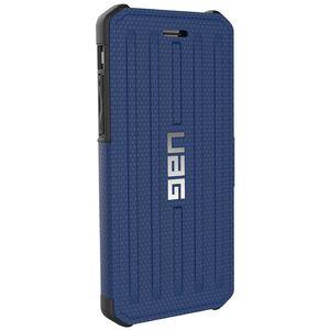 UAG flipové pouzdro Metropolis Cobalt pro iPhone 7/6s, modré