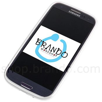 Pouzdro mkk plastov Brando - Samsung Galaxy S III i9300 (bl)