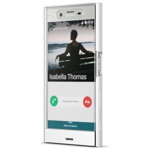 Sony flipové pouzdro SCTF10 pro Xperia XZ, bílá