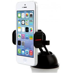 ExoGear Touch držák do auta pro chytré telefony, černá