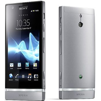 Sony Xperia P 16GB (LT22i) - stbrn