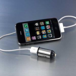 Motormonkey - autonabíječka CL/USB + adaptéry na microUSB, miniUSB, Nokia, HTC, Samsung, Sony