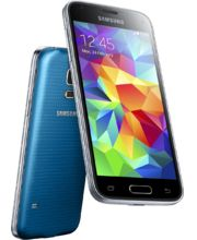 Samsung GALAXY S5 mini G800, modrá, rozbaleno, záruka 24 měsíců