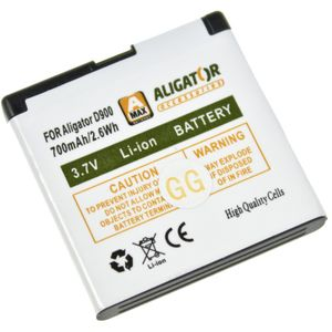 Aligator baterie pro D900, 700mAh, eko-balení
