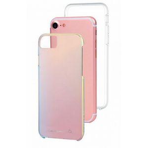 Case Mate ochranný kryt Naked Tough Waterfall pro Apple iPhone 7, růžová