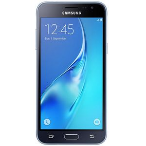Samsung Galaxy J3 (2016) SM-J320FZ, dual sim, černá