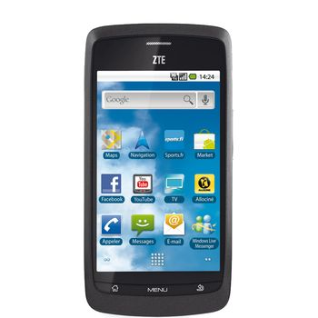 ZTE Blade Grey