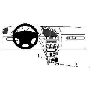 Brodit ProClip montážní konzole pro Citroen Xsara 98-04