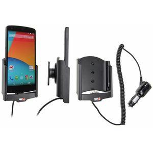 Brodit držák do auta na LG Nexus 5 bez pouzdra, s nabíjením z cig. zapalovače