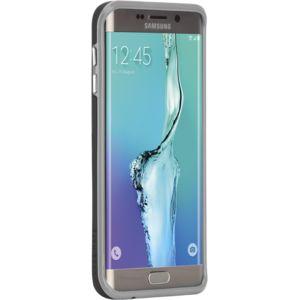 Case Mate kryt Tough Stand pro Samsung Galaxy S6 edge+, černo stříbrné