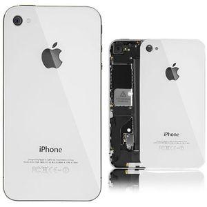Náhradní díl originální zadní kryt pro iPhone 4, bílý