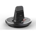Kidigi univerzální dobíjecí a synchronizační kolébka s posuvným Micro USB konektorem, černá