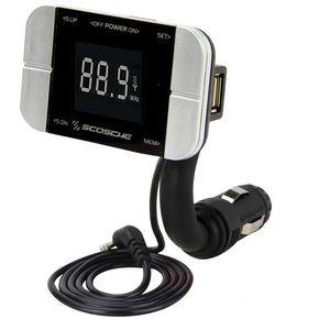 Scosche FM transmitter Tuneit s USB, FMTD3PRO