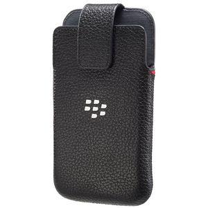 BlackBerry kožené pouzdro Holster pro BlackBerry Classic, černé
