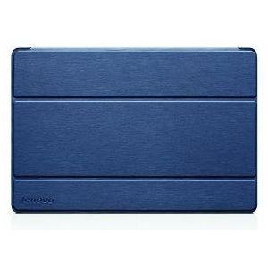 LENOVO skládací pouzdro + folie pro LENOVO TAB 2 A10-70, modré