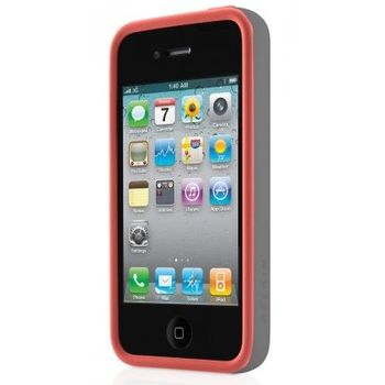 Belkin Apple iPhone 4/4S Grip candy, růžová (F8Z814cwC02)