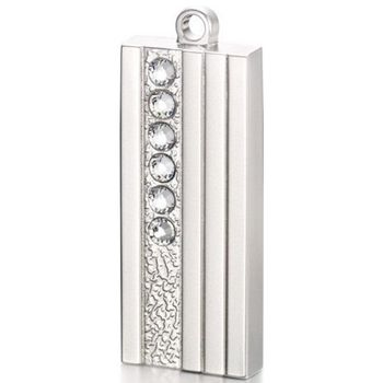 USB Disk My Memoria LX3 4GB s krystaly Swarovski