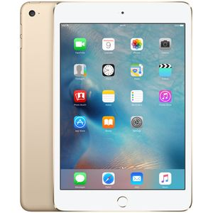 Apple iPad mini 4 Wi-Fi Cellular 64GB zlatý