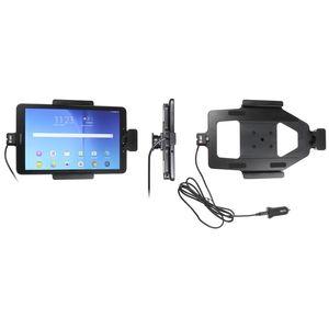 Brodit držák do auta na Samsung Galaxy Tab E 9.6 bez pouzdra, s nabíjením z CL/USB, s pružinou