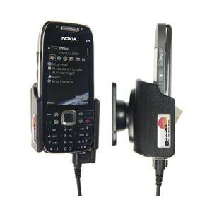 Brodit držák do auta na Nokia E75 s kabelem CA-116/113/134, bez nabíjení