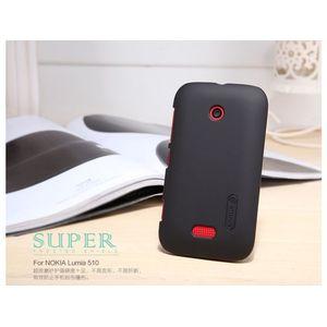 Nillkin super frosted zadní kryt Black pro Nokia Lumia 510