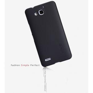 Nillkin super frosted zadní kryt Black pro Huawei Ascend G750 / Honor 3X