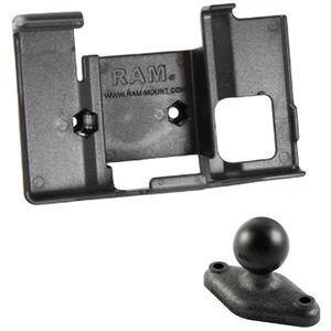 """RAM Mounts držák na Garmin nuvi 600, 610, 650, 660, 670, 680 s lichoběž. adaptérem s 1"""" čepem, tvrzený plast, sestava RAP-B-GA23U"""