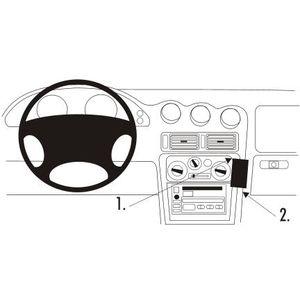 Brodit ProClip montážní konzole pro Mitsubishi 3000 GT 90-00, na střed
