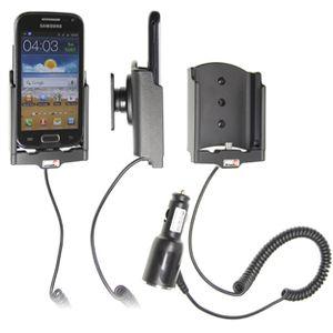 Brodit držák do auta na Samsung Galaxy Ace 2 bez pouzdra, s nabíjením z cig. zapalovače