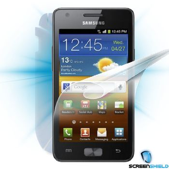 Flie ScreenShield Samsung Galaxy W - cel tlo