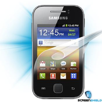 Fólie ScreenShield Samsung Galaxy Y - displej