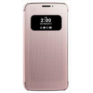 LG flipový kryt CFV-160 pro LG G5 H850, růžový