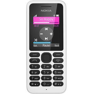 Nokia 130 DualSim bílá