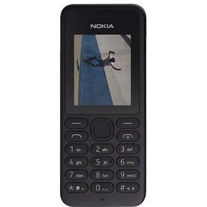 Nokia 130 DualSim černá
