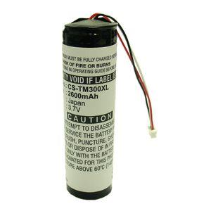 Baterie (ekv. VF5) pro TomTom Go 300, 510, 600, 710, 910, RIDER, Li-Ion 3,7V 2300mAh
