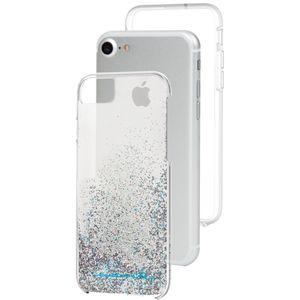Case Mate ochranný kryt Naked Tough Waterfall pro Apple iPhone 7, průhledná