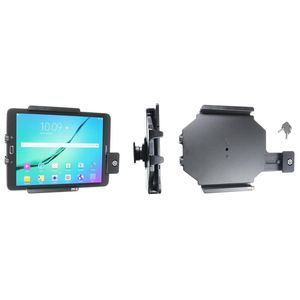 Brodit držák do auta na tablet nastavitelný, bez nabíjení, š.240-270, v. 160-185, se zámkem