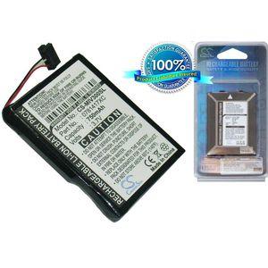 Baterie pro Mio Moov 300, 301, 310, 330, 350, 360, 370 Li-ion 3,7V 750mAh