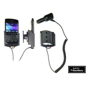 Brodit držák do auta na BlackBerry Bold 9790 bez pouzdra, s nabíjením z cig. zapalovače