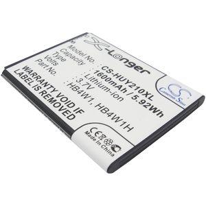 Baterie pro Huawei Y530 1600 mAh, Li-ion