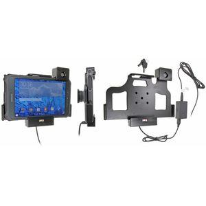 Brodit držák do auta na Samsung Galaxy Tab Active 8.0 SM-T365 v pouzdře, se skrytým nabíjením, zámek