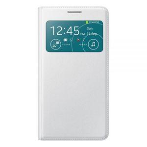 Samsung flipové pouzdro S-view EF-CI930BW pro Galaxy S III Neo, bílá