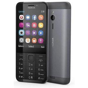 Nokia 230 SS gsm tel. tmavě stříbrná
