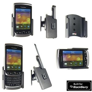 Brodit držák do auta na BlackBerry Torch 9810 bez pouzdra, bez nabíjení