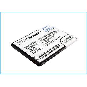 Baterie pro Samsung Omnia M GT-S7530 Li-ion 3,7V 1500mAh