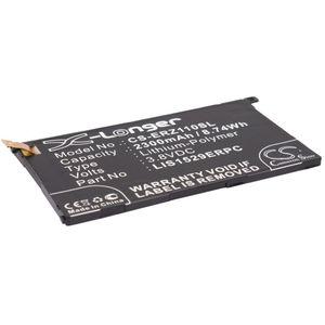 Baterie pro Sony Xperia Z1 compact 2300mAh, Li-pol