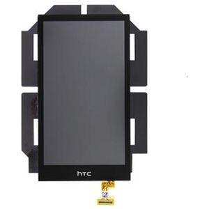 Náhradní díl LCD Display + Dotyková Deska + Přední Kryt pro HTC Desire 510