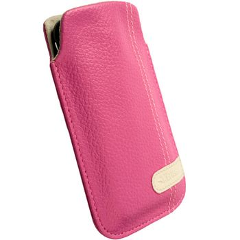 Krusell pouzdro Gaia Pouch M - Nokia 2323, Samsung S5230, SE Vivaz/Pro 105x55x15 (rov)